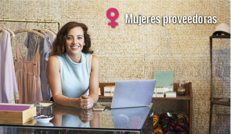 Oportunidades de negocio para mujeres proveedoras del Estado