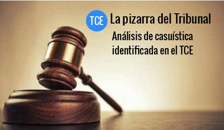 La obligación de perfeccionar el contrato o formalizar acuerdos marco en el régimen sancionador. Cuestiones prácticas